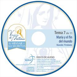 Virgen de Fátima - 7: María...